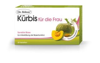 Dr. Böhm Kürbis für die Frau